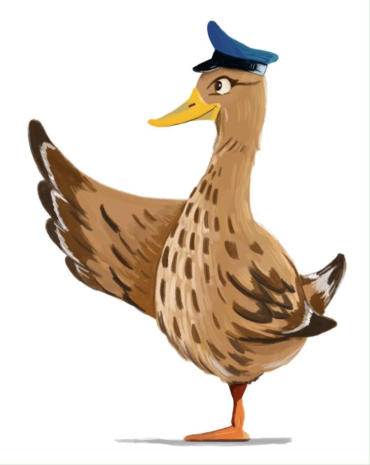 Officer Peacock